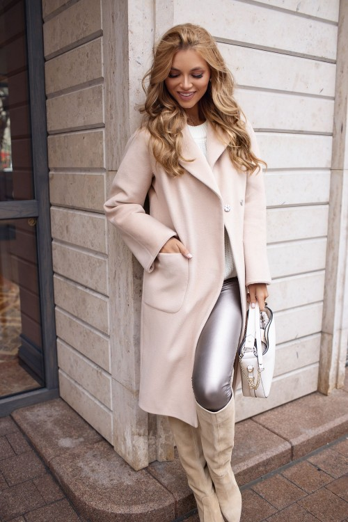 "Coat ""Brook"" (beige)"